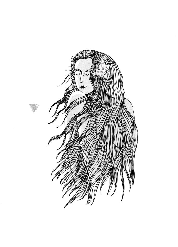 Lifestyle // Langhaarleben // Die Kunst die Haare lang zu tragen