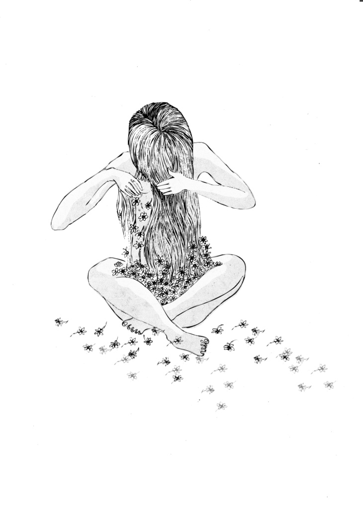 Langhaarleben // Die Kunst die Haare lang zu tragen